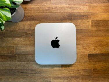 【M1 Mac mini】レビュー|初めてのMacを購入した理由や使用感は?なぜMacbookにしなかったの?。