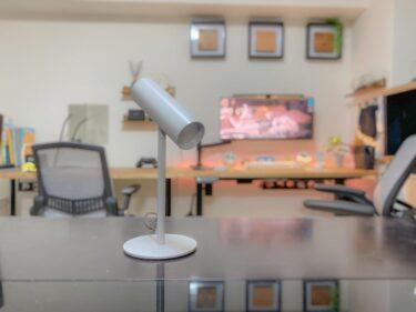 ±0 LEDスタンドライト 限定カラーレビュー|究極にシンプルな間接照明。
